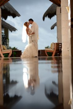 """Azul Beach Hotel Wedding Review 