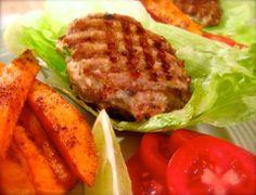 Chili Lime Turkey Burgers #PopularPaleo
