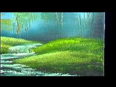 The Joy of Painting S05E07 Bubbling Brook - YouTube