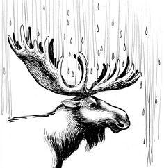 Die 31 Besten Bilder Von Tatoo Drawings Elk Und Coolest Tattoo