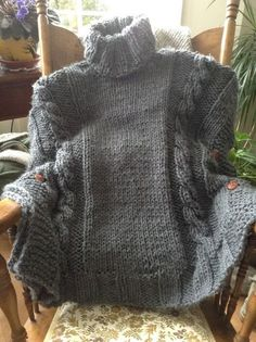 Hello, here I am again with another Cable pattern. You may use this pattern to your heart's content, just don't ...