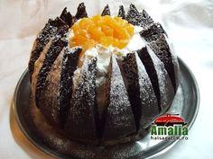 Tort Kilimanjaro Kilimanjaro, No Bake Desserts, Cravings, Sushi, Deserts, Pudding, Sweets, Cookies, Homemade Food