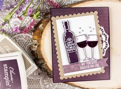 Half Full by crykomara - Cards and Paper Crafts at Splitcoaststampers