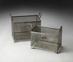 2549016 STORAGE BASKET SET [2549016] : Butler Specialty Furniture