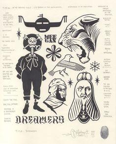 """Dreamers"", 2014."