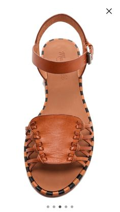 Source by outfits bajitas Leather Sandals, Shoes Sandals, Flat Sandals, Flats, Cute Shoes, Me Too Shoes, Madewell Sandals, Shoe Pattern, Crazy Shoes