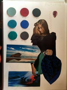 Watercolor Shoes: Monsul Inspiração