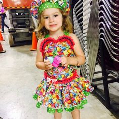 National Pageant Shopkins Casual Wear. Contact Facebook: Paulina's Pageant Designs