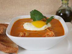 Sopa Criolla de Camarones - Que Rica Vida