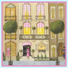 """ooh la frou frou: A Post from Hope ... A Henri Bendel """"Me Day"""""""