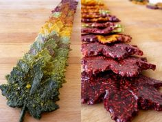 Maple Leaf Snack Bars