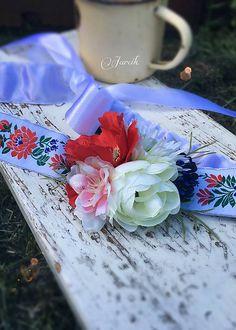 jarcik / Opasok Folk - Vlčí mak Folk, Wedding, Decor, Valentines Day Weddings, Decorating, Decoration, Popular, Forks, Dekorasyon
