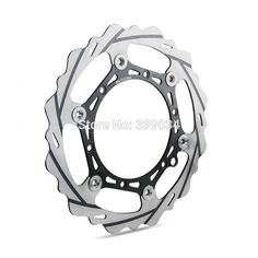 91.99$  Watch here - http://ali86y.worldwells.pw/go.php?t=32373696043 - 270mm Oversize Floating Brake Disc For KTM 250/450 SX-F 250 EXC-F 450 EXC 2003-2015