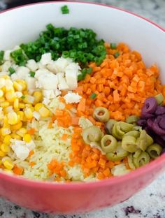 Creamy oven rice is that type of recipe that helps you reuse leftover rice, giving a special color t Rice Recipes, Meat Recipes, Healthy Recipes, Arroz Risotto, Vegetarian Recepies, Portuguese Recipes, Easy Cooking, Good Food, Food And Drink