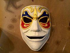 Doctor Who Clockwork Droid Mask Tutorial #DIY #Cosplay