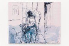 Tracey Emin Art, Museum Island, Tate Gallery, Royal Academy Of Arts, Venice Biennale, Small Paintings, London Art, Solitude, Figurative Art