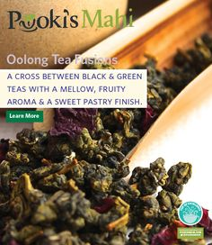 Chillax & Cool Down With Pooki's Mahi's Newly Launched Oolong Tea Fusions