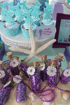 013 Mermaid Theme Birthday, Little Mermaid Birthday, Little Mermaid Parties, 9th Birthday Parties, Birthday Party Decorations, Birthday Ideas, Mermaid Baby Showers, Shower Party, Mermaids