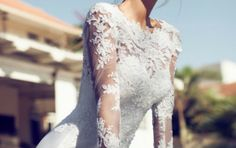 NURIT HEN WEDDING DRESSES 2014 | UniLi - Unique Lifestyle