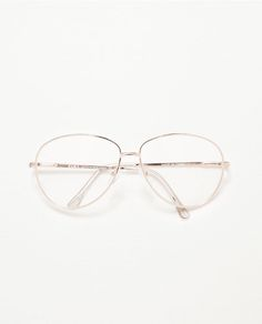 ZARA - MAN - GOLDEN GLASSES
