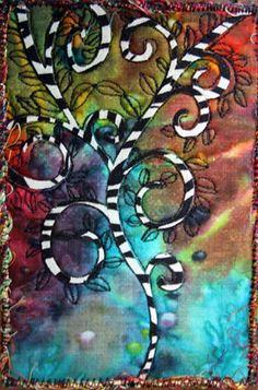 tree art illustration