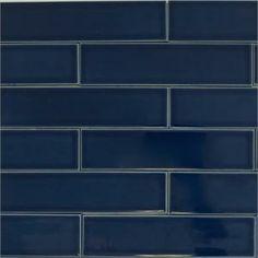 Ideas Bath Room Tiles Blue Laundry Rooms For 2019 Bathroom Colors Blue, Kitchen Wall Colors, Kitchen Wall Tiles, Room Tiles, Bedroom Colors, Bathroom Wall, Bathroom Ideas, Navy Bathroom, Colorful Bathroom