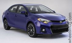The 2014 Toyota Corolla has been revealed, and our family loves the new design and technology it offers! Check it out soon at Toyota of Orlando and Toyota of Clermont! Toyota Echo, Toyota Camry, Toyota Corolla Price, New Corolla, Used Cars, Cool Cars, Automobile, Vehicles, Blue Things