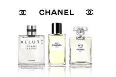 Chanel Perfume Collection 2016 - PerfumeMaster.org
