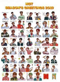 Park Ji Sung, Wallpaper Stickers, Kpop Posters, Boy Images, Mark Nct, Kpop Merch, Jung Woo, Line Sticker, Printable Stickers