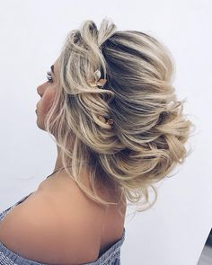 Drop-Dead Gorgeous Wedding Hairstyles - wedding hairstyle , bridal hairstyle #updo #messyupdo #weddinghair #hairstyles