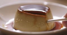 simon hopkinson's coffee caramel custard
