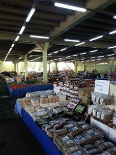 Feriköy organik pazarı