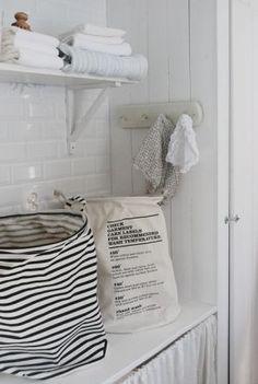 mit House Doctor macht auch das Wäschewaschen Spaß ...
