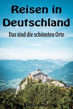 Du möchtest innerhalb von Deutschland verreisen? Hier findest du die schönsten Orte in unserer Heimat die eine Reise echt wert sind. Die nötigen Tipps und Highlights mit dazu. Schau mal rein!