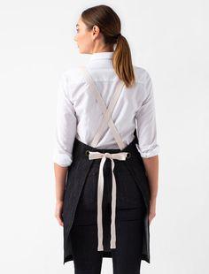 Black Denim, Black Pants, Bib Apron, Aprons, Best Wear, Colored Denim, Denim Fabric, Denim Shirt, Classic Style