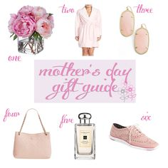 Sophisticated Fashionista | Mother's Day Gift Guide | http://sophisticatedfashionista.com