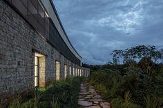 Museu de Congonhas, Congonhas - MG, Brasil / Gustavo Penna Arquiteto e Associados