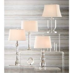 Renee clear crystal glass table lamp style 8h914 glass table renee clear crystal glass table lamp style 8h914 glass table lamps glass table and bedrooms aloadofball Choice Image