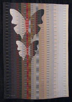 """Metamorphoses"" by Gabriell Paquin beautiful work on this site -see ""current work"" for some stunning quilts."