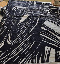 Fabulous Finland Vintage Textile by Tampella Design Marjatta Metsovaara C54 | eBay
