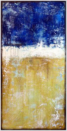 GEMÄLDE abstrakt STELLA HETTNER* Bild ORIGINAL Kunst Leinwand MALEREI Acryl NEU | Antiquitäten & Kunst, Kunst, Malerei | eBay!
