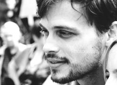 Matthew Gray Gubler, he's got the Indy side that I don't normally like, but he pulls it off.