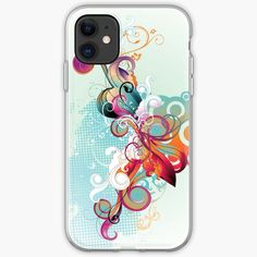 'Ornamental print' iPhone Case by knovadesign Iphone Case Covers, Iphone 11, My Arts, Ink, Ornaments, Art Prints, Type, Printed, Awesome