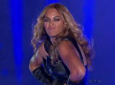 Beyonce betta werk! Award for best stank face!