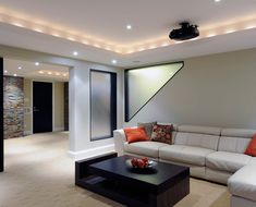 Contemporary Basement Ceiling Design, Pictures, Remodel, Decor and Ideas - page 10 Exposed Basement Ceiling, Basement Ceiling Insulation, Basement Ceiling Painted, Basement Ceiling Options, Basement Lighting, Basement Windows, Basement House, Ceiling Ideas, Basement Ideas
