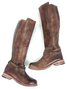 Bed Stu Bristol Tall Boot. Bed Stu uses the highest quality of organically tanned, chrome free leather. Each boot or shoe is hand cut, sewn, washed and tumbled for softness and individually finished so no two are alike. | eBay!