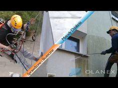 Olanex: Malowanie i mycie elewacji - Firma Olanex, wychodząc naprzeciw oczekiwaniom, oferuje kompleksową troskę o elewację budynków. Ochrona elewacji przed szkodliwymi czynnikami ma ogromne znaczenie i wpływa na jej praktyczne i estetyczne właściwości... http://olanex.pl