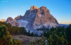 Monte Pelmo. Dolomiti Bellunesi