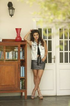 Anaju Dorigon comemora o sucesso de sua personagem, Jade