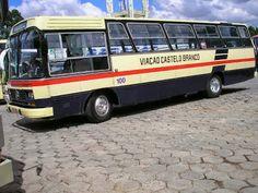 Classical Buses - Ônibus e Paisagens Urbanas: CASTELO BRANCO
